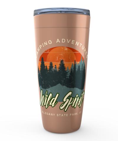 Wild Spirit Camping Adventures Allegheny Viking Tumblers